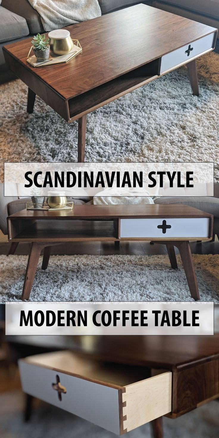 Scandinavian Mid Century Modern Coffee Table Etsy Mid Century Modern Coffee Table Modern Coffee Tables Scandinavian Mid Century Modern [ 1577 x 3000 Pixel ]