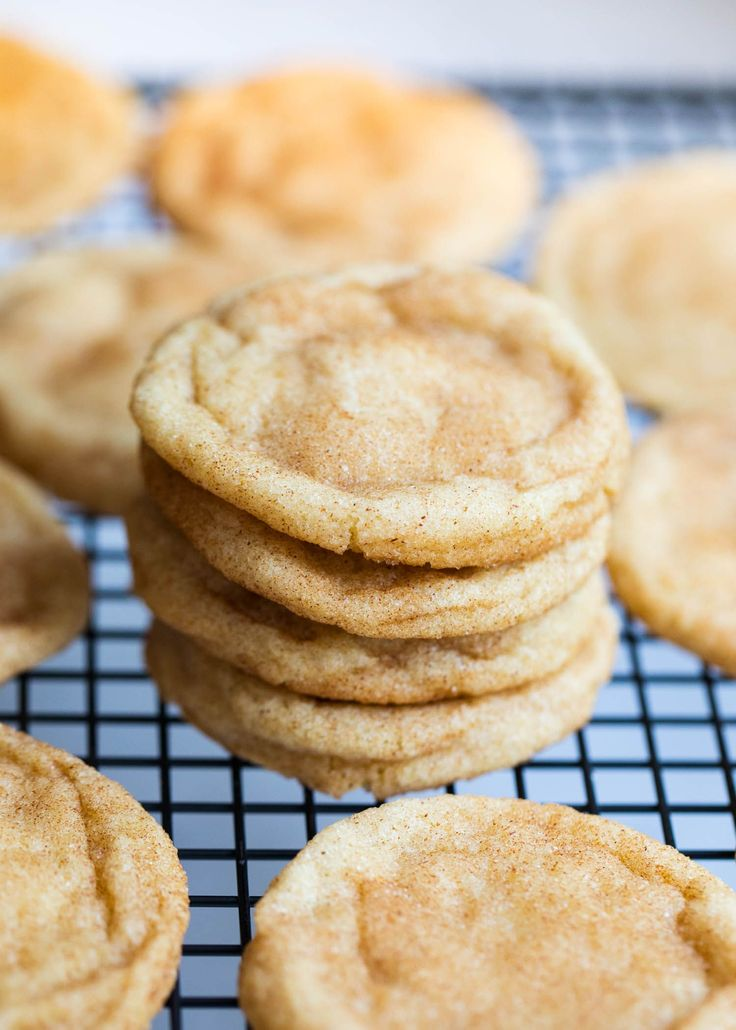 This super soft snickerdoodle cookie recipe will win you instant friends! It truly is the best. It's a classic recipe that makes soft and chewy cookies with lots of flavor every time. One of my favorite desserts to make is snickerdoodle cookies. It's one of those recipes where I usually have all the ingredients on hand and …