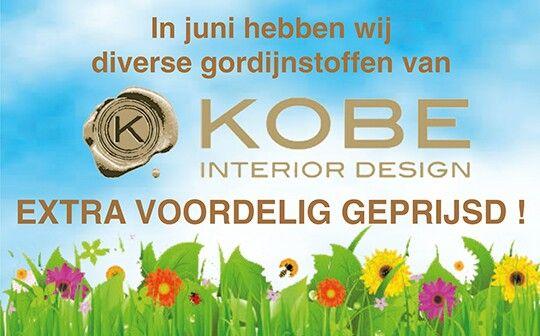 Kobe gordijnen | www.onlinegordijnenshop.nl