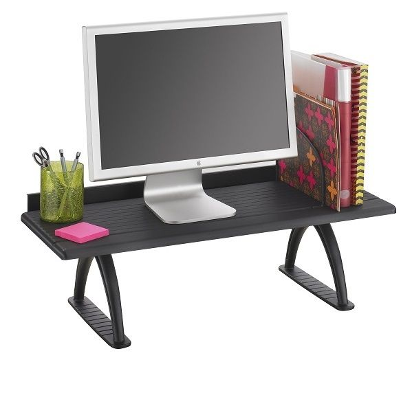 1000 ideas about desk riser on pinterest stand up desk monitor stand and sit stand desk. Black Bedroom Furniture Sets. Home Design Ideas