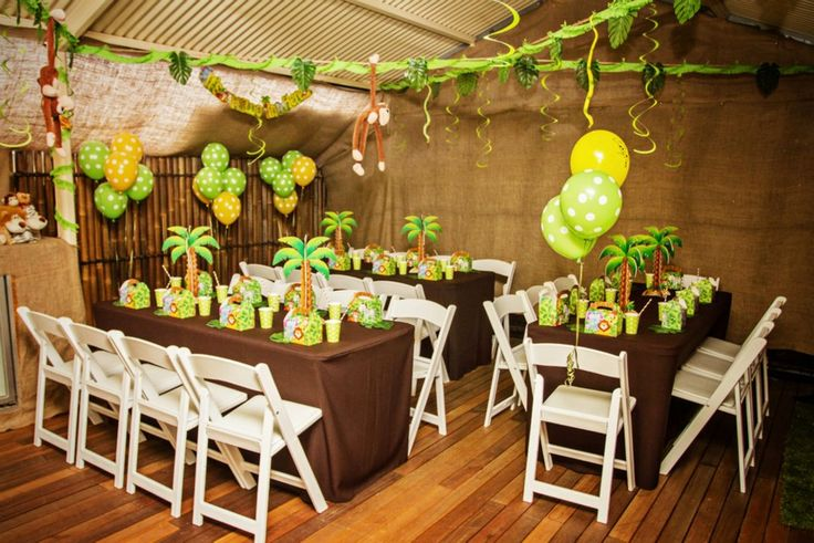 Best 25 Monkey Party Decorations Ideas On Pinterest Monkey Birthday Jungle Safari And Monkey