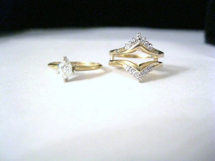 The 25 Best Marquise Wedding Set Ideas On Pinterest