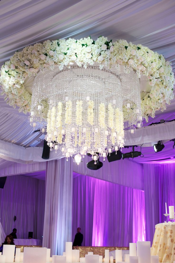 474 best Receptions - Chandelier Glam images on Pinterest ...