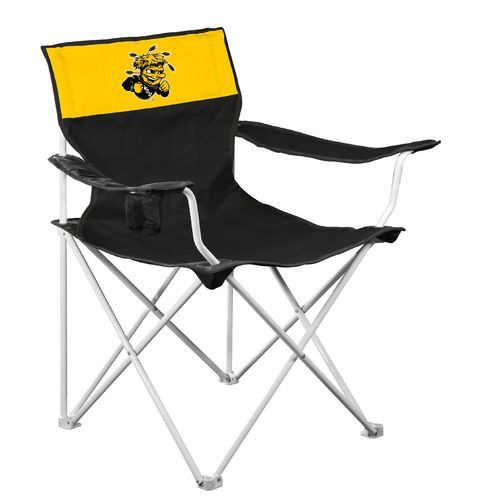 Captivating Logo Chair Wichita State University Canvas Chair Wichita State   Patio  Furniture/Accessories, Collegiate Chairs At Academy Sports | Shops, Logos  And Chairs
