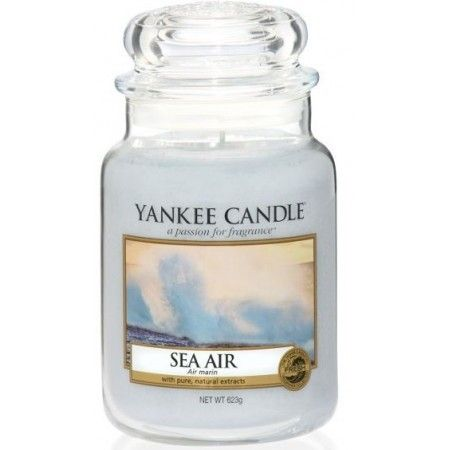 YANKEE CANDLE ~ SEA AIR ~ SPRING 2017 ~*~