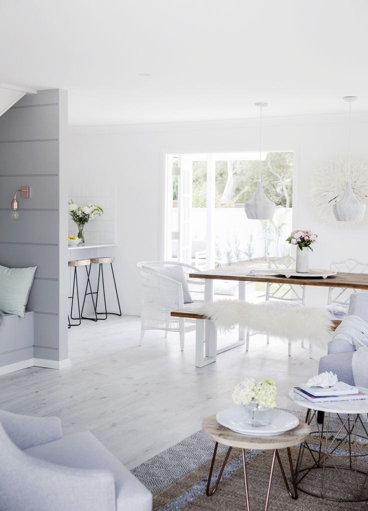 Total transformation: Hamptons-style haven