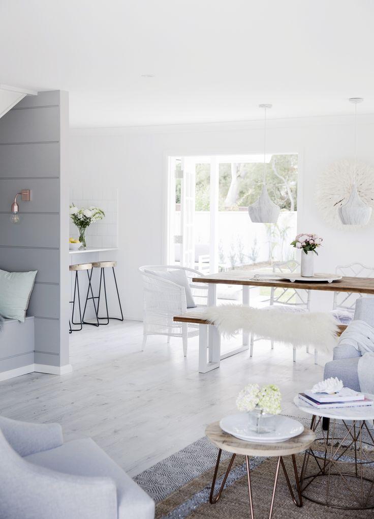 Binnenkijken | Licht huis in Hamptons stijl • Stijlvol Styling - Woonblog •