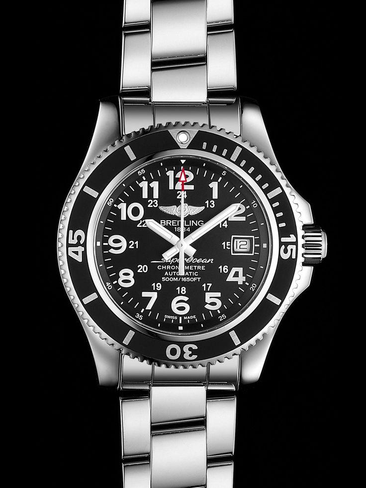 Breitling Superocean II 42 - Selfwinding diver's watch