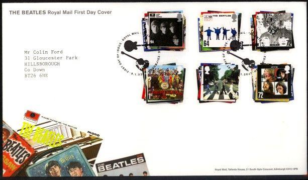 2007 The Beatles