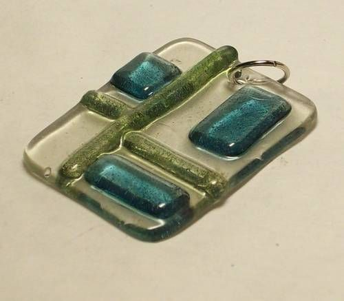 Faux Fused Glass with tutorial (it's shrinky dinks) by punkRockPaperScissors