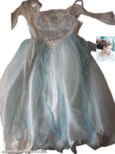 a72f31692659 Prodám - Karnevalové šaty Letopisy Narnie Bílá čarodějnice