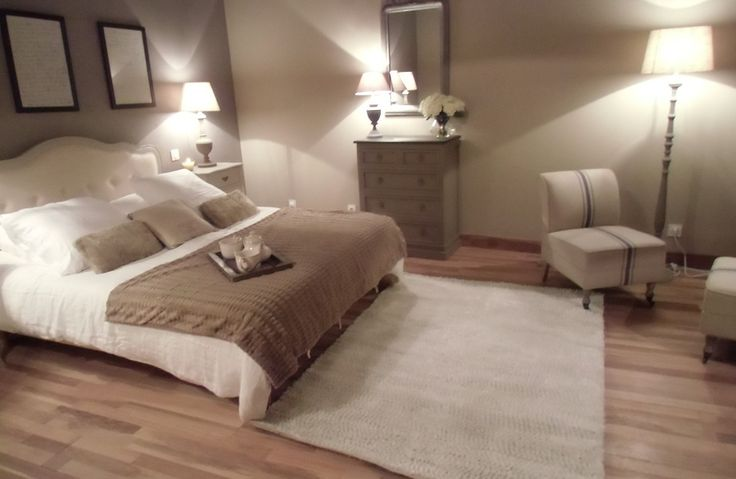 LA CHAMBRE PARENTALE | Bedrooms, Decoration and Salons