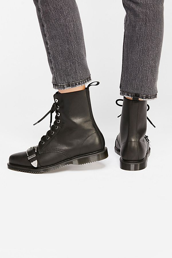 Dr. Martens Ulima Buckle Boots | Boots