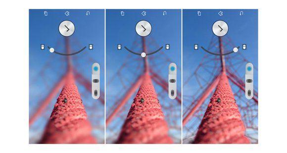 Xperia background defocus app tutorial – Xperia Photography - Sony Xperia (India)