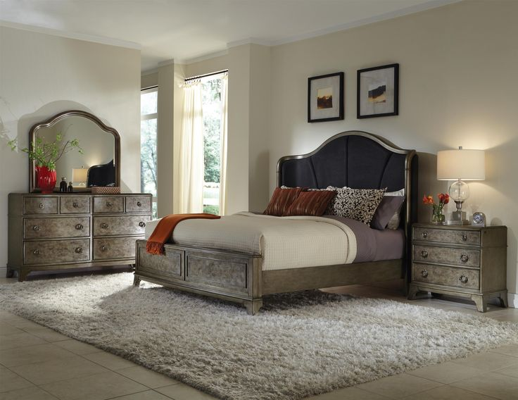 98 best Bedroom images on Pinterest | Memphis, Queen bedroom and ...