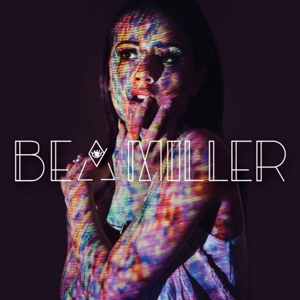 Bea miller- de kleuren die haar oplichten dat vind ik een gaaf effect.
