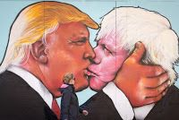 In the face of dispiriting new poll numbers and #fundraising woes, #DonaldTrump and his supporters took solace Sunday in last week's stunning #Brexit vote as the latest evidence of an anti-establishment mood that's also seen in the presumptive #Republican presidential front-runner's meteoric rise.