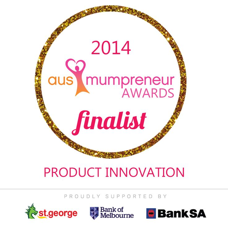 Safe-T-Hand did it!! We're a FINALIST in the category for Product Innovation - and we couldn't be prouder! AusMumpreneur Awards 2014.