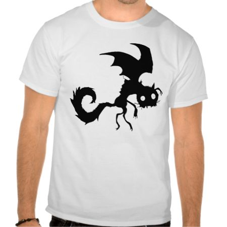 Vampire Cat Silhouette Tshirts