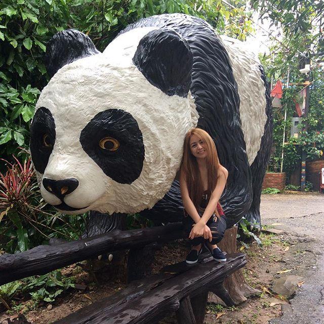 Panda loves! #happiness by khim_duenas
