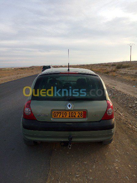 Renault Clio 2 Extreme 2002 Msila Msila Algérie | Vente Achat
