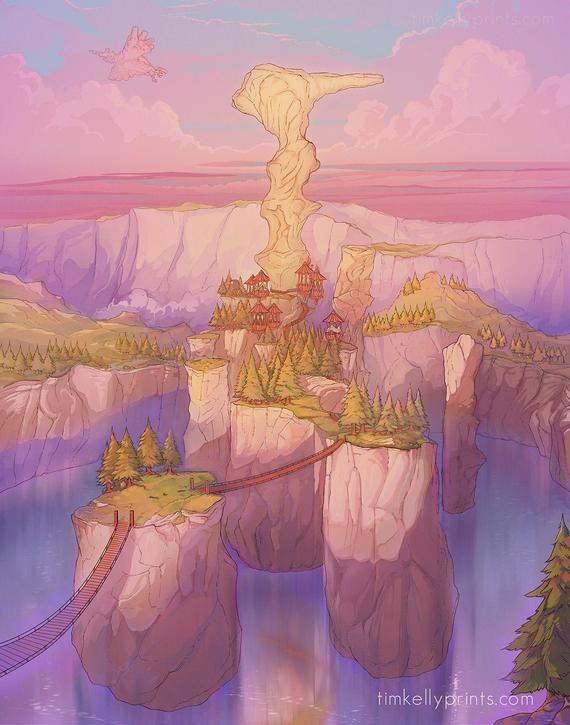 Rito Village Artwork Print The Legend Of Zelda Breath Of The Wild Fanart Legend Of Zelda Breath Legend Of Zelda Zelda Art