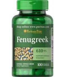 Kozieradka 610 mg 100 kapsułek