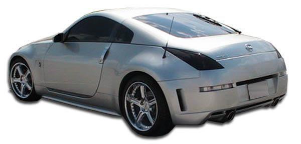 2003-2008 Nissan 350Z Duraflex S Design Rear Bumper Cover - 1 Piece
