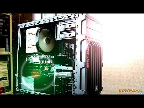 Мощный игровой компьютер predator x gtx 970 i7 5820к