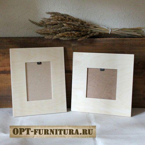 Рамка для фото заготовки на opt-furnitura.ru #фоторамка #производствофоторамок #производительфоторамок #фоторамкаквадрат #декупаж