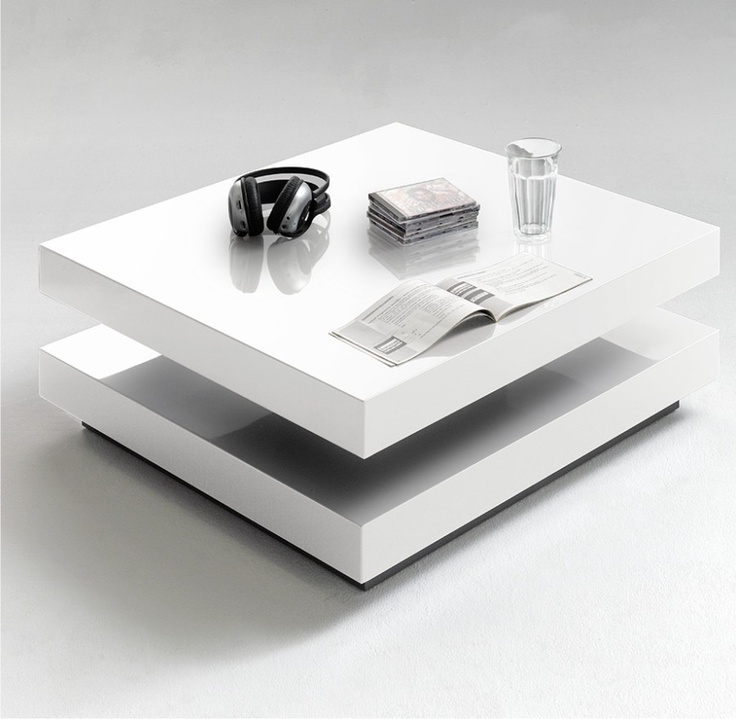 Coffee table by MOMA studio