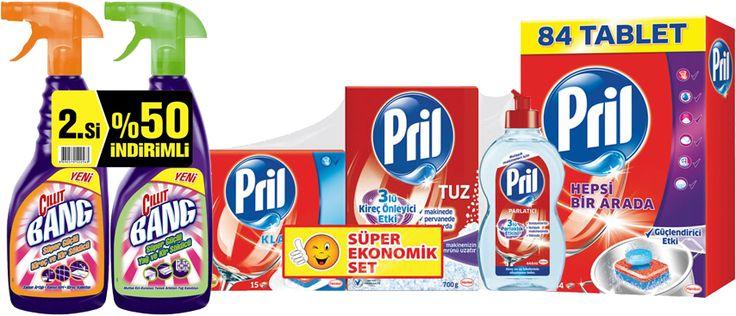 Temizlik Paketi PKT6 ::