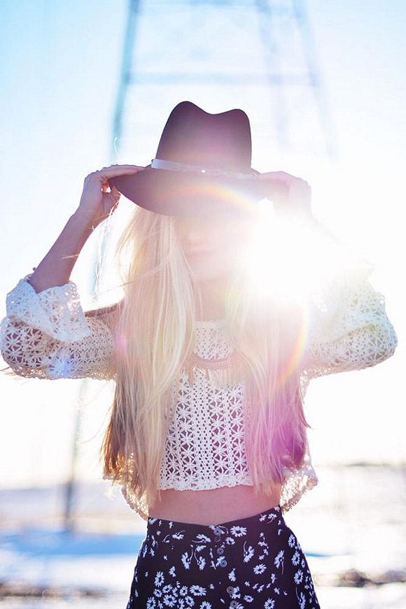 Inspired By: Sunchaser | Free People Blog