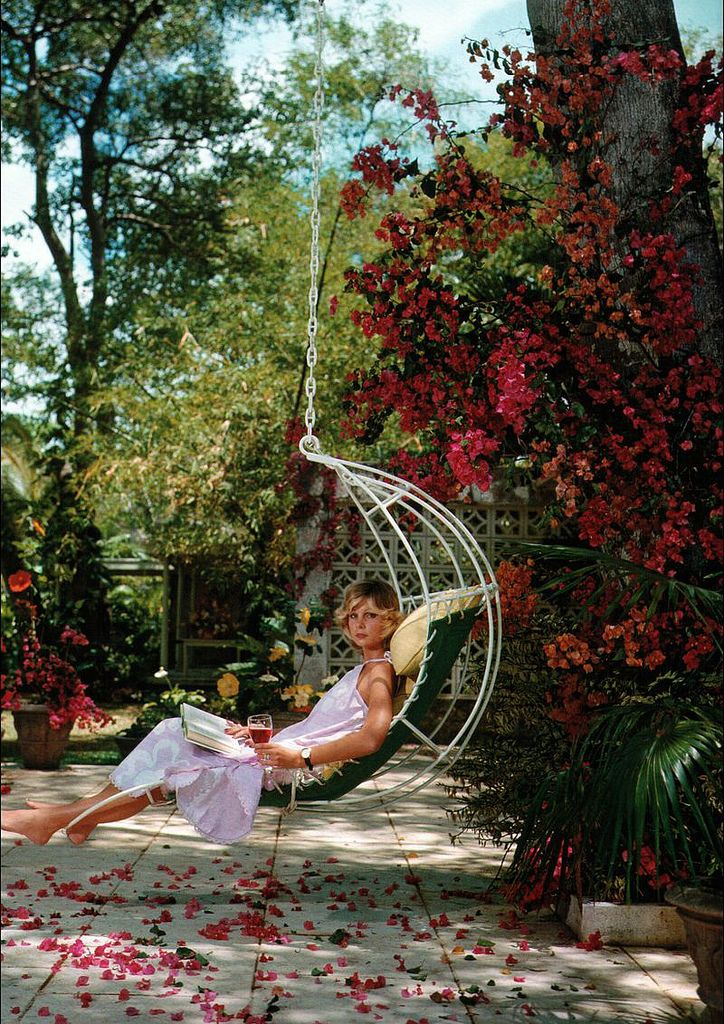 Slim Aarons - Barbados Bliss (Limited Edition Estate Stamped