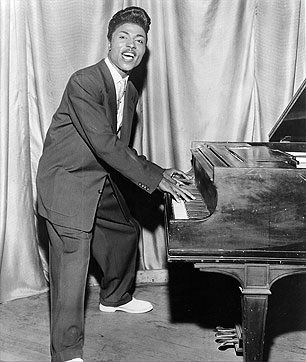 Richard Wayne Penniman  known by the stage name Little Richard, singer, songwriter, musician, recording artist, and actor.