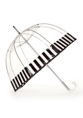 Totes  Womens Bubble Stick Umbrella