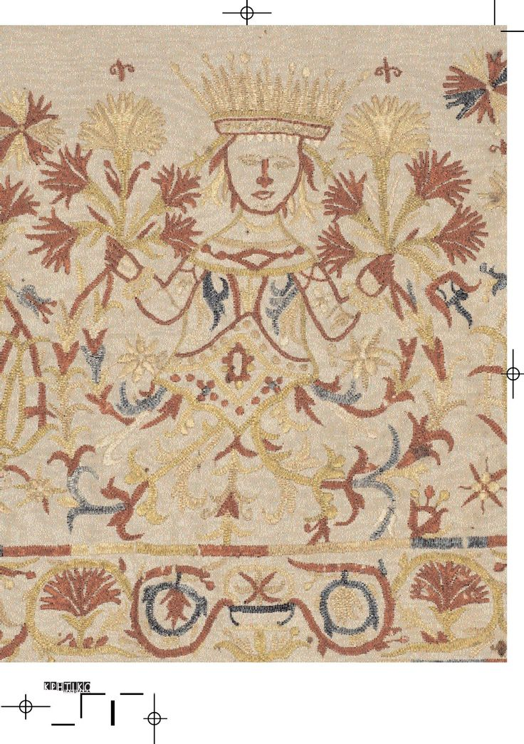 Πλουμιστές Γοργόνες και άλλα Ξόμπλια στην Κρητική Κεντητική του 16ου-19ου αιώνα
