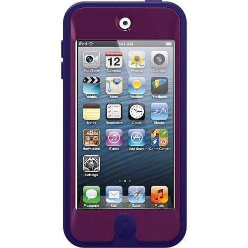 OtterBox Defender Series Hybrid Case for iPod 5 - Purple | ToysRUs