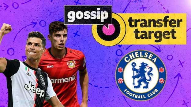 Bbc Football Gossip Could Chelsea Really Sign Kai Havertz Ben Chilwell And Cristiano Ronaldo In 2020 Ronaldo Bbc Football Cristiano Ronaldo