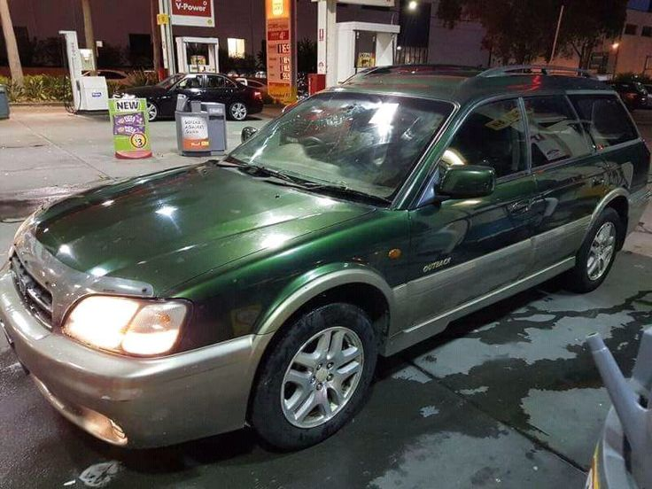 2001 Subaru Outback LIMITED EDITION Cars, Vans & Utes