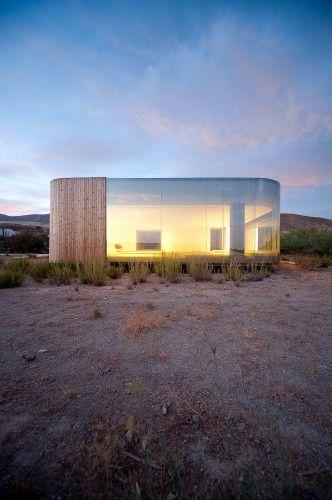 Kul glassflate