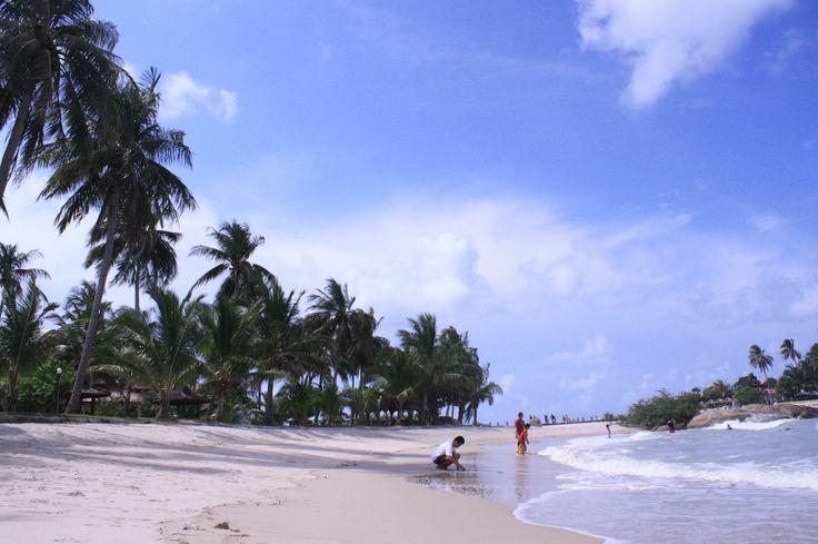 Parai Tenggiri beach, Bangka Belitung
