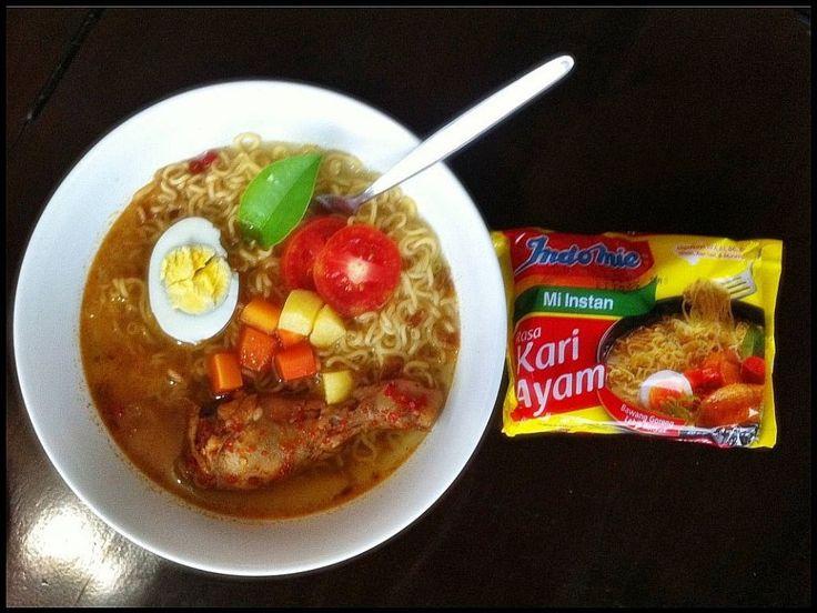 Cara menikmati Indomie di Jogja © 2017 berbagai sumber