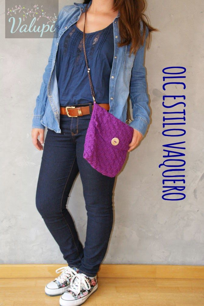 Valupi - Handmade with love: Outfit low cost: Estilo vaquero