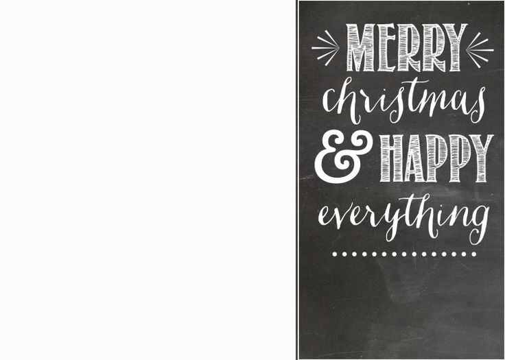 Best 25+ Christmas Card Templates Ideas On Pinterest | Christmas