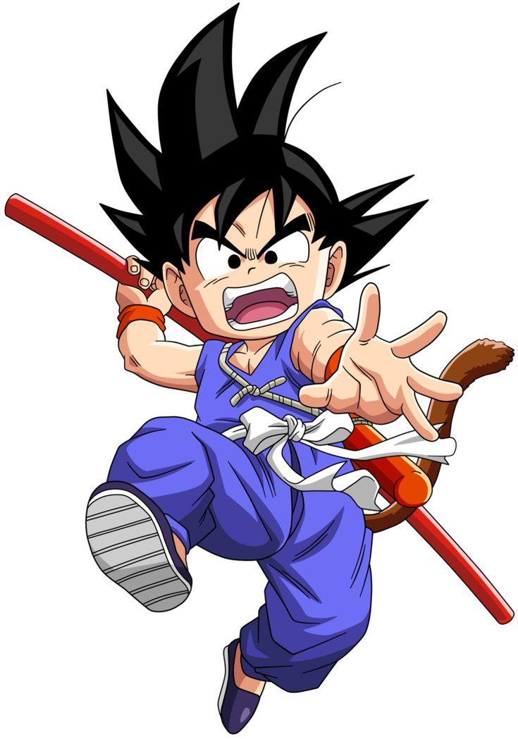 Dragon Ball - kid Goku 30 by superjmanplay2 on DeviantArt