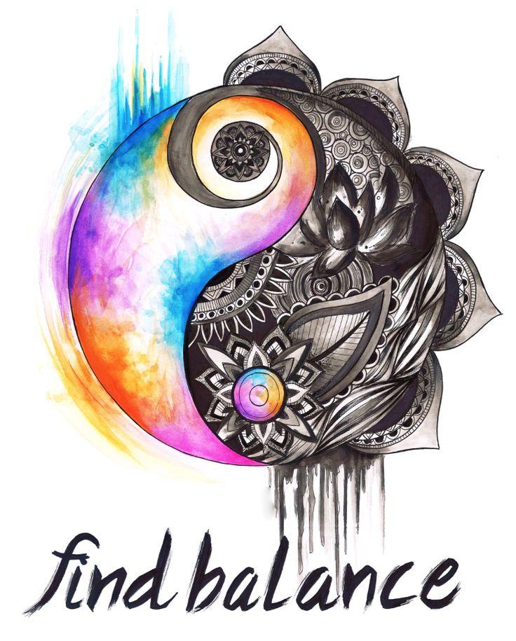 Find Balance Blanket