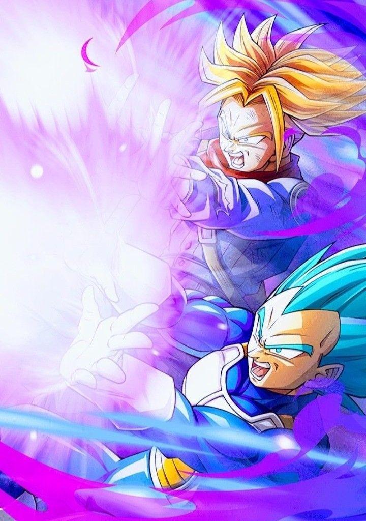 Father Son Personnages De Dragon Ball Dessin Anime Dragon Ball Collection