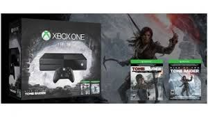 myneblogelectronicslcdphoneplaystatyon: Xbox One 1TB Console : Rise of the Tomb Raider Bun...