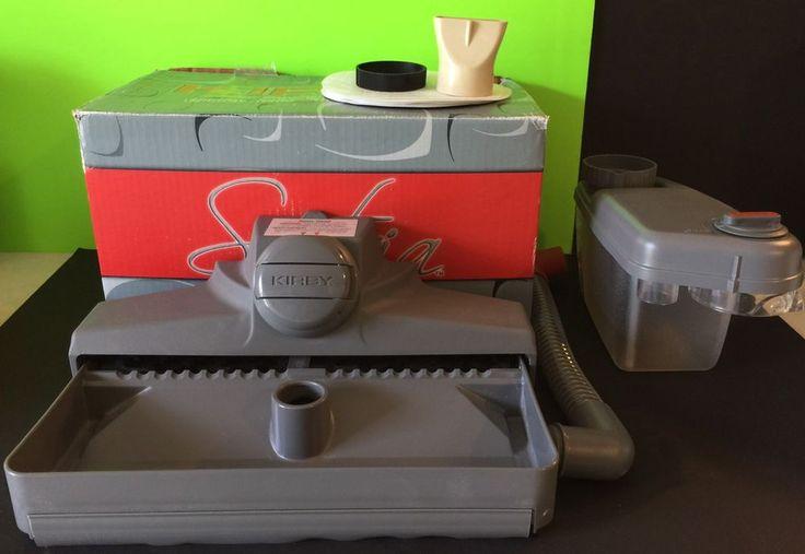 Kirby Sentria Carpet Shampoo System Model 293006 Owner Manual CD Complete System  | eBay